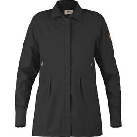 Fjällräven Abisko Breeze Shirt Women Dark Grey